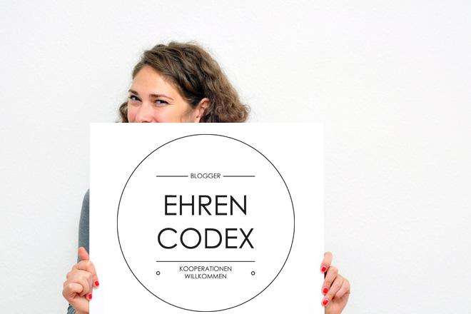 Blogger Ehrenkodex