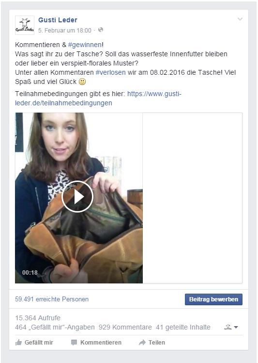 Gusti Leder FB