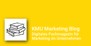KMU-Marketing-Blog - Digitales Fachmagazin für Marketing im Unternehmen